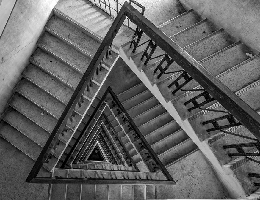 kleur zwartwit fotografie gedempt