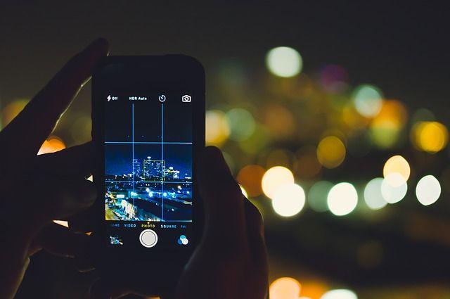 smartphone, mobiele telefoon