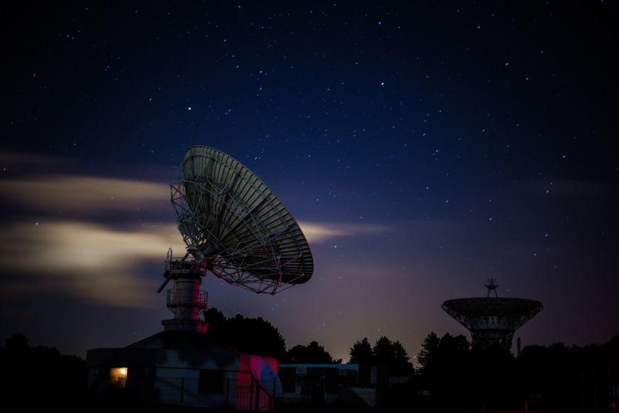 ruimte telescoop