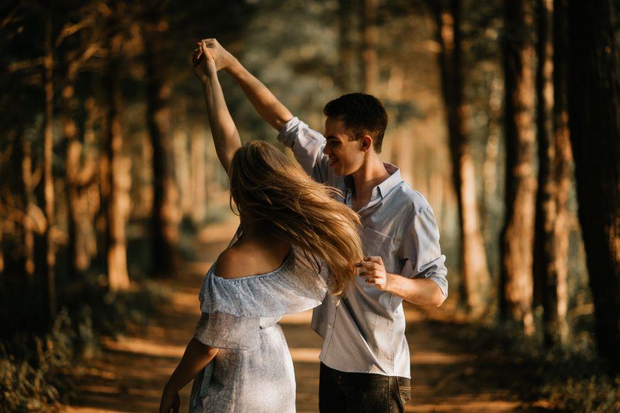 dans, beweging, dansers fotograferen