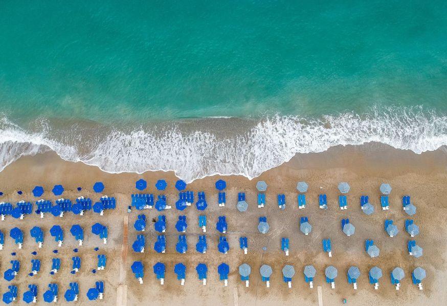 spotlight lezersfoto 10 juli 2018 ferry krauweel, kreta beach