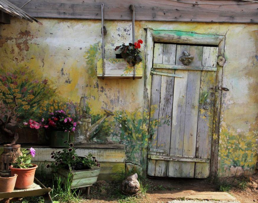 spotlight lezersfoto 14 juli peter heegen oud huis op olkhon island als stilleven