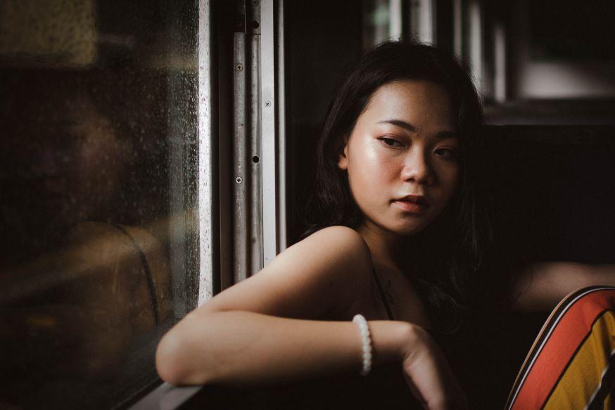 Moody, Moody portretfoto's, gevoel, sombere foto's