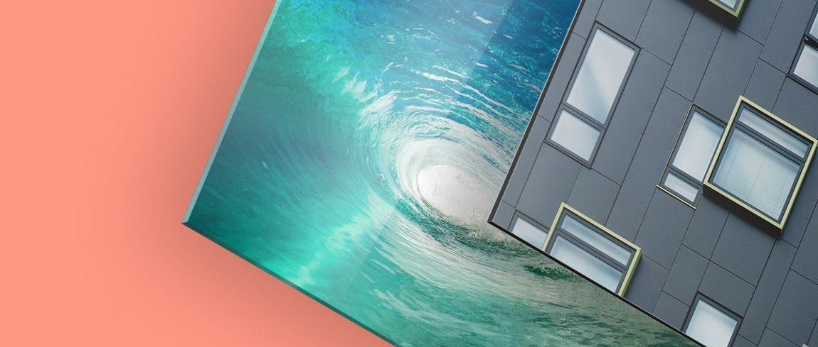 Plexiglas vs. aluminium: het beste materiaal voor fotoafdrukken