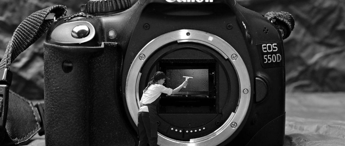 Video camerasensor schoonmaken gevorderd digifoto starter for Camera schoonmaken