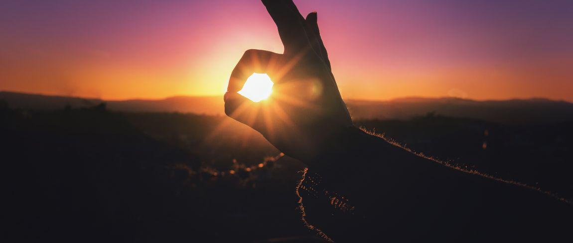 Kun Je Fotos Van Zonsopgang En Zonsondergang Uit Elkaar